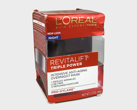 L'Oreal Revitalift Triple Power Intensive Anti-Aging Overnight Mask Night