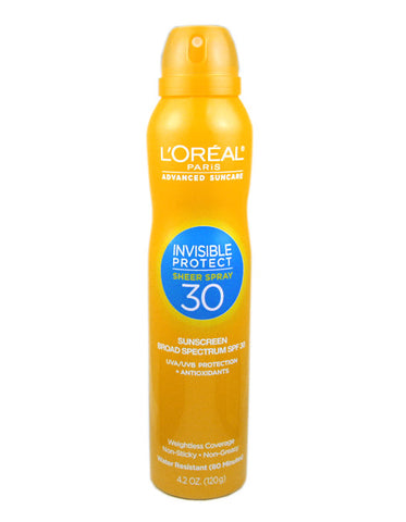 Sheer Spray 30