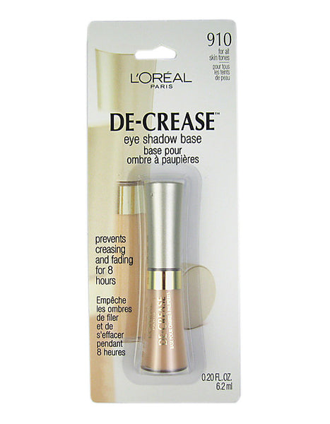 L'Oreal De-Crease Eye Shadow Base