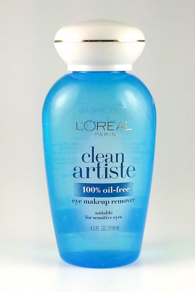 L'Oréal Clean Artiste Eye Makeup Remover