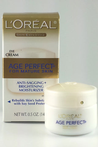 L'Oréal Age Perfect Anti-Sagging + Brightening Moisturizer