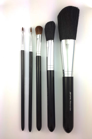 Jerome Alexander 5-Piece Brush Set