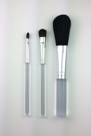 Jerome Alexander 3-Piece Brush Set