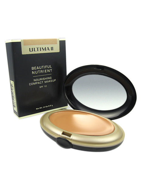 Ultima II Beautiful Nutrient Nourishing Compact Makeup