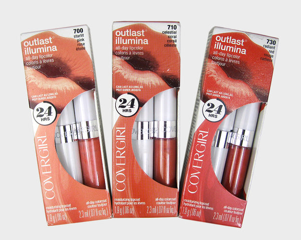 Cover Girl Outlast Illumina All-Day Lipcolor