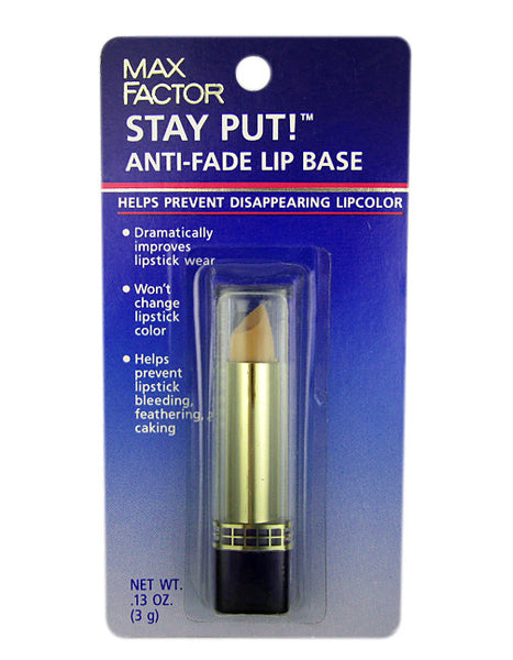 Max Factor StayPut Anti-Fade Lip Base