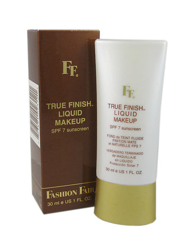 Fashion Fair True Finish Liquid Makeup
