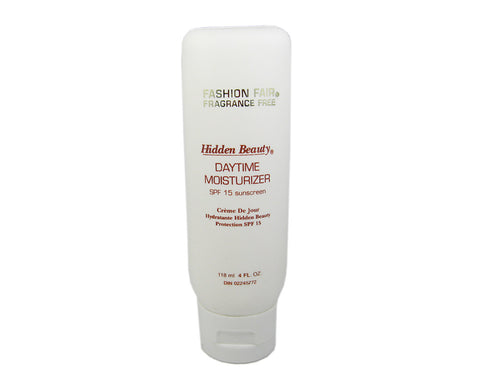 Fashion Fair Hidden Beauty Daytime Moisturizer
