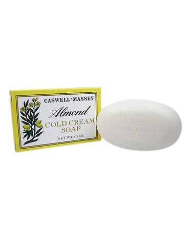 Caswell-Massey Almond Cold Cream Soap