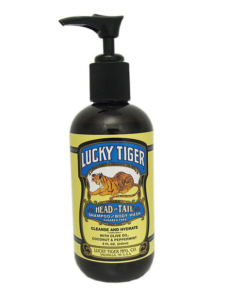 Lucky Tiger Shampoo And Body Wash
