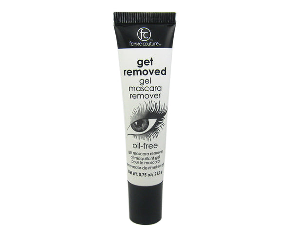 Femme Couture Get Removed Gel Mascara Remover