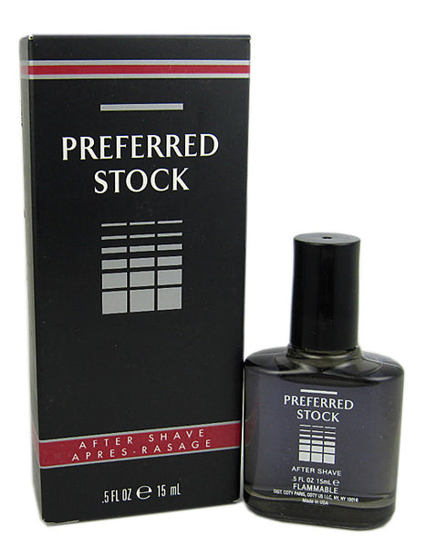 Preferred Stock After Shave