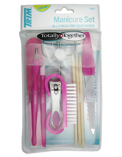 Trim Manicure Set