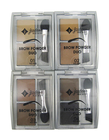 Jordana Brow Powder Duo