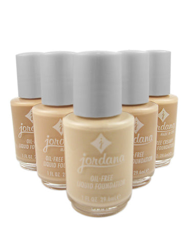 Jordana Liquid Foundation