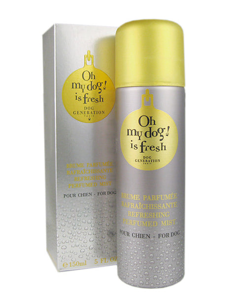 Oh My Dog! is Fresh Refreshing Perfumed Mist For Dog