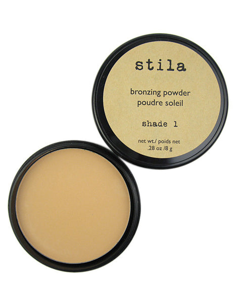 Shade 1 - sheer golden matte bronze