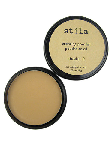 Shade 2 - sheer warm matte bronze