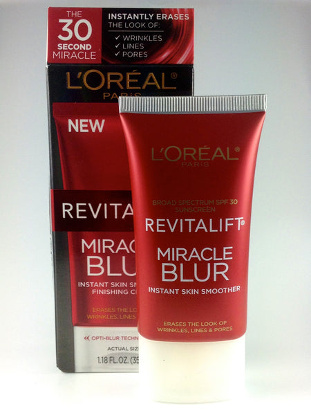 L'Oréal Revitalift Miracle Blur Instant Skin Smoother Finishing Cream