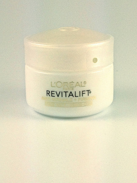 L'Oréal Revitalift Anti-Wrinkle and Firming Face & Neck Contour Cream (Trial Size)