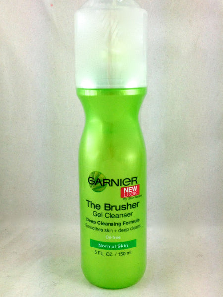 Garnier The Brusher Gel Cleanser