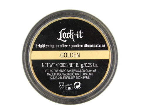 Kat Von D Lock-It Brightening Powder - Golden