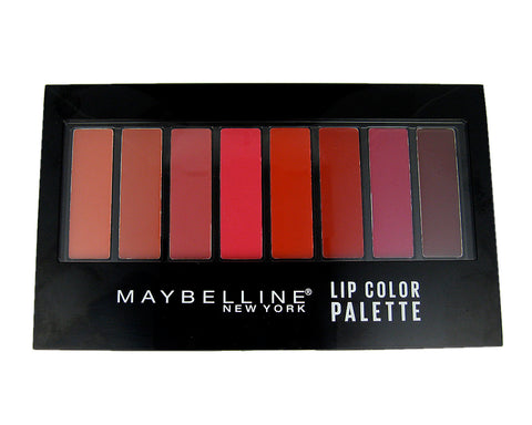 Maybelline Lip Color Palette - 01