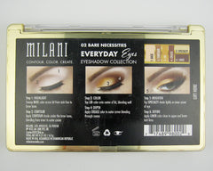 Milani Everyday Eyes Eyeshadow Collection