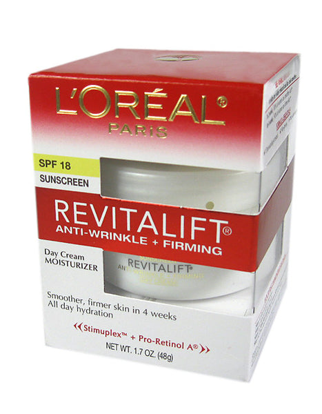 L'oreal Revitalift ANTI-WRINKLE + FIRMING Day Cream Moisturizer