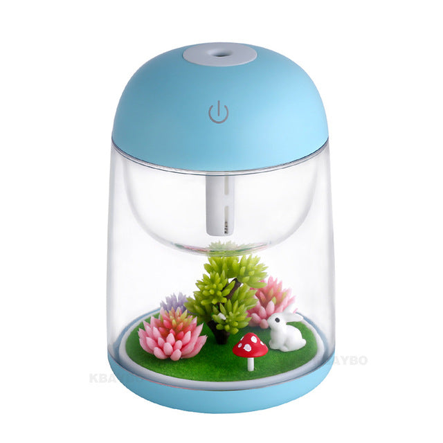 Air Aroma Essential Oil Aromatherapy Humidifier/Diffuser with LED Lights