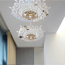 Load image into Gallery viewer, DIY Decorative 3D Mirror Ceiling/Wall Sticker