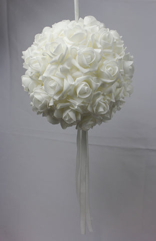 Medium Rose Flower Ball