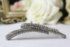 Diamonte Double Hair Comb