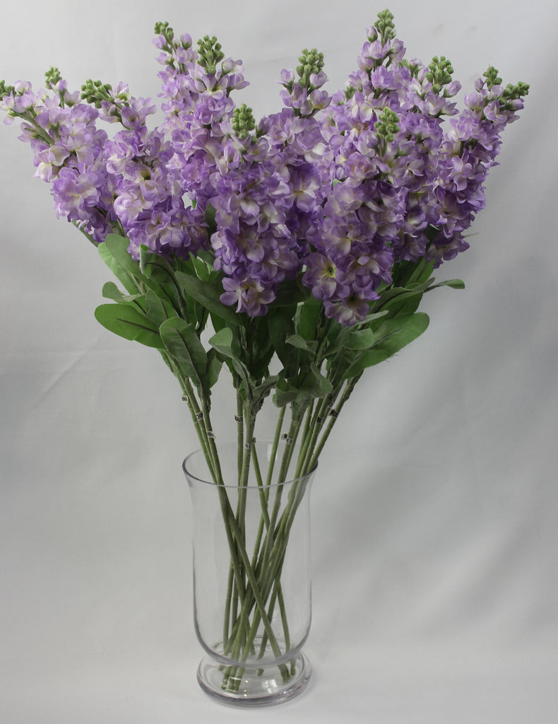 Long Stem Stock (purple)