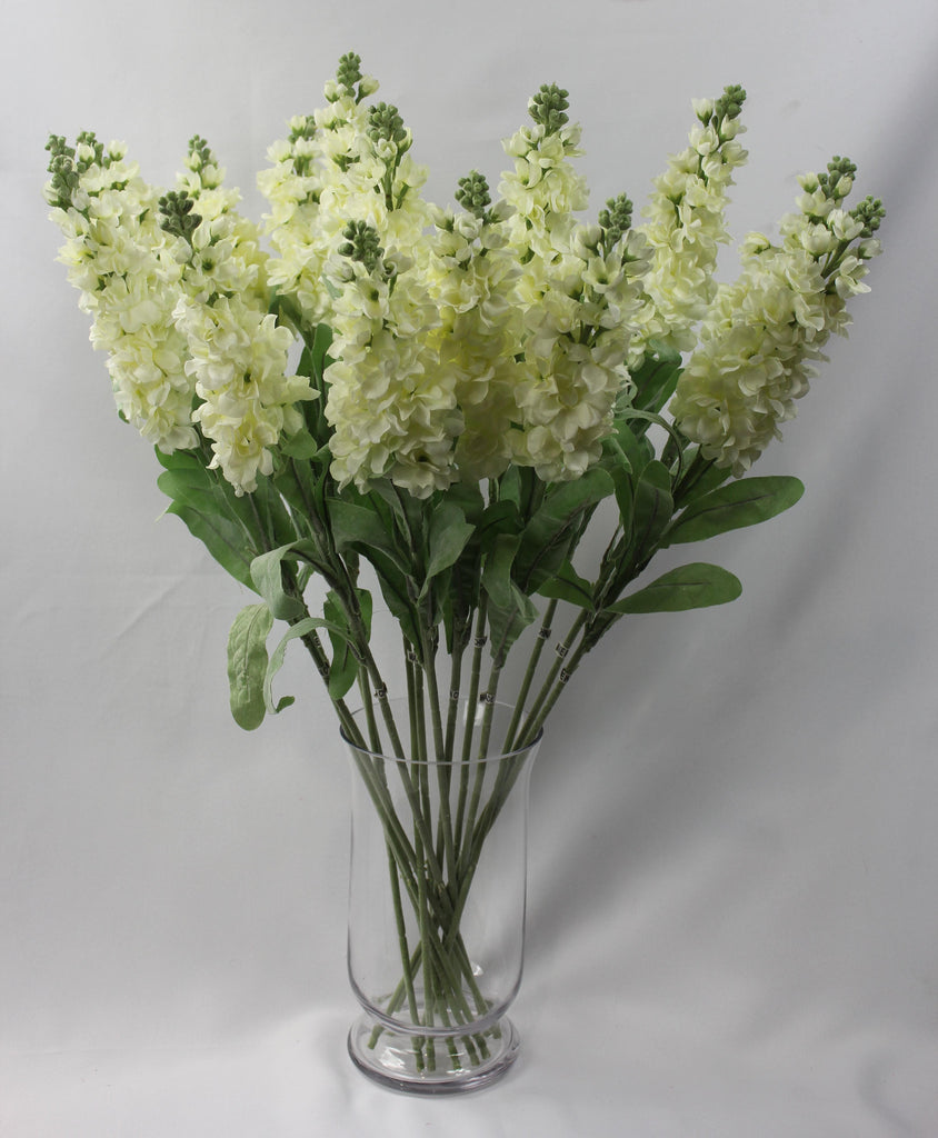 Long Stem Stock (cream)