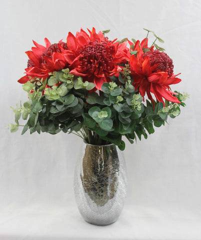 Large Red Waratah (without leaves)
