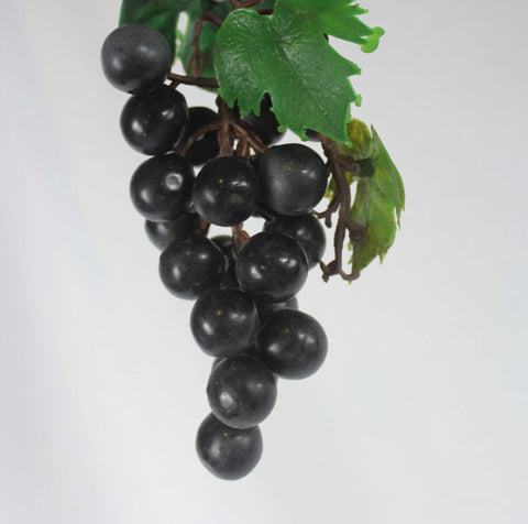 Black Grape Bunch x 12 bunches #2074