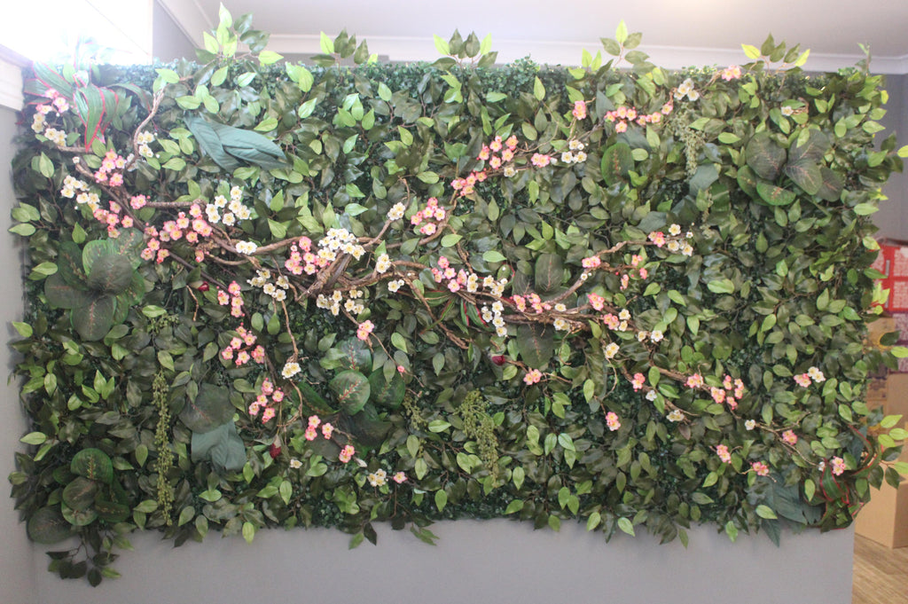 Foliage or Flower Wall  1015   1016