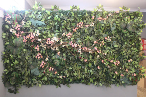 Foliage or Flower Wall