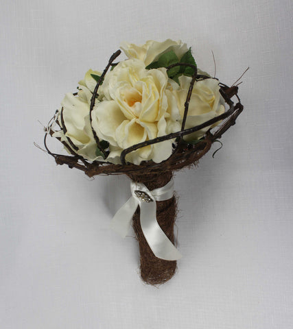 Cottage Rose Bouquet