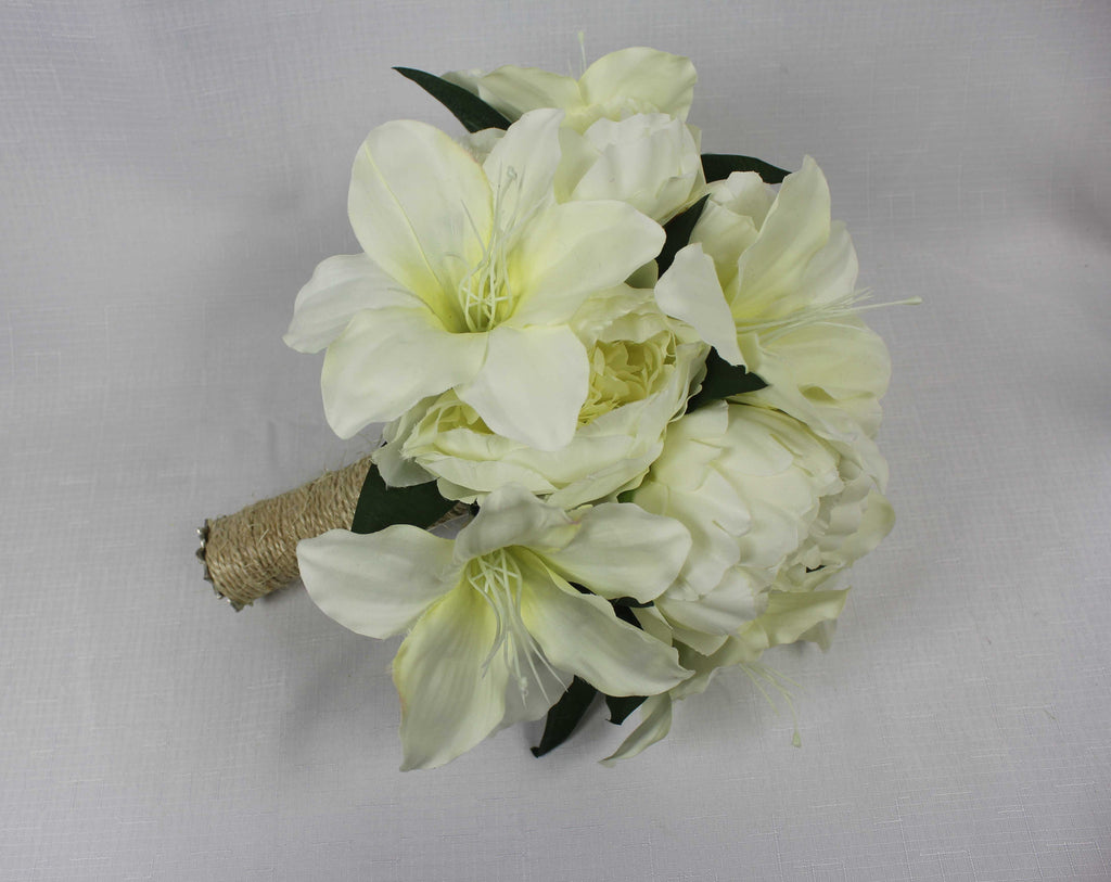 Lily & Peony Bouquet