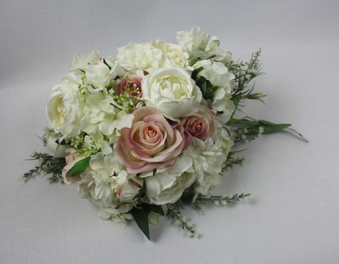 Peony Rose Bridal Bouquet 1087