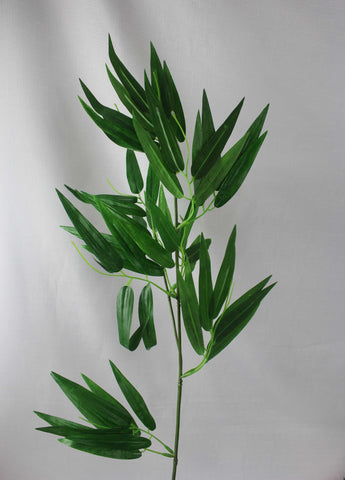 Bamboo Leaf branch (x 12 branches)  1106