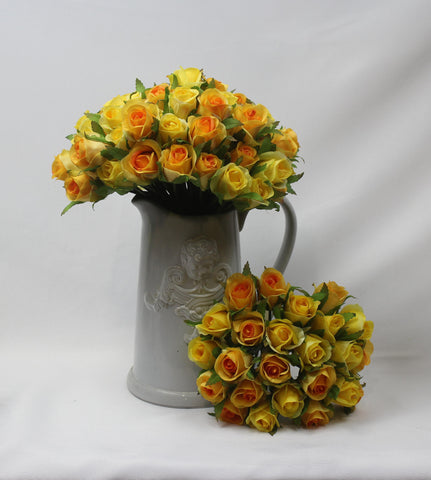Yellow Rose Posy 5160