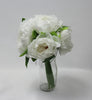 Large Off-white Rose Posy 5156