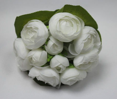 White Rock Rose Posy 5209