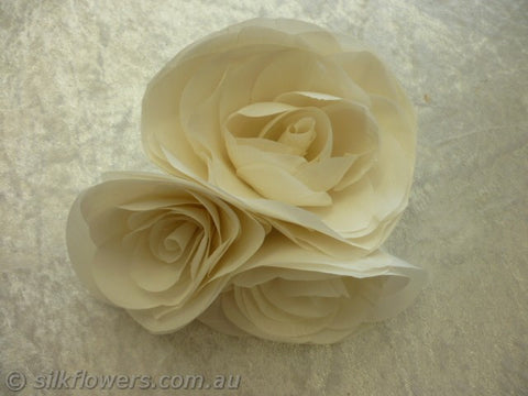 Triple Swirl Rose