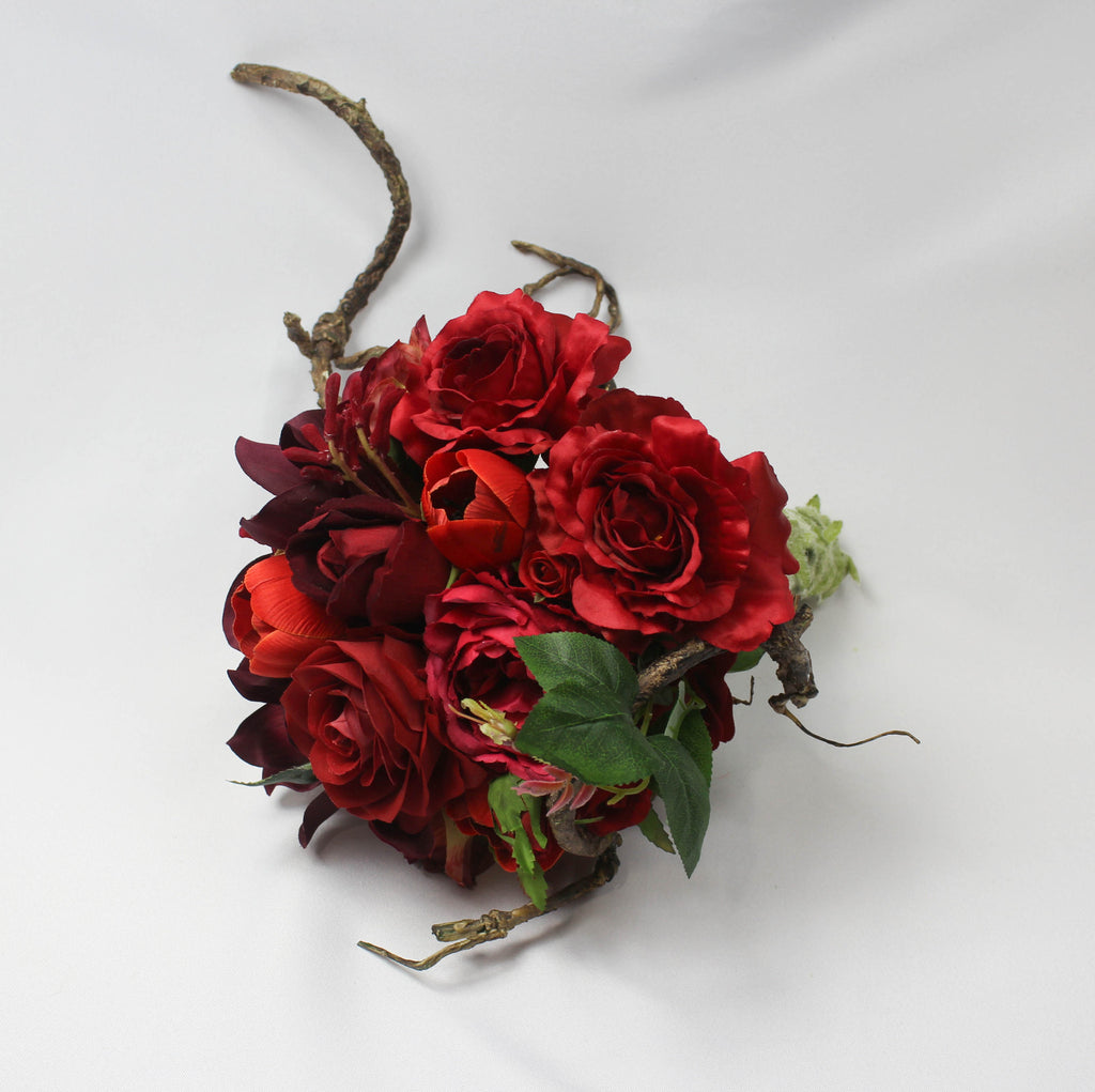 Red Bouquet 5345