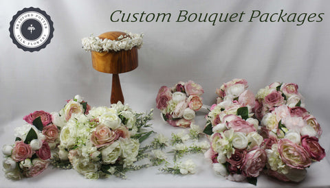 CUSTOM BRIDAL PACKAGE CONSULTATION