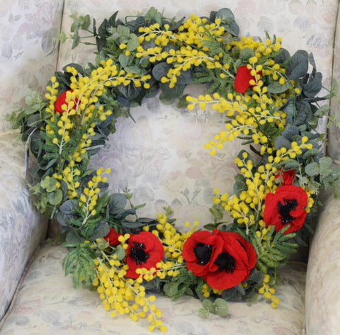 Courage Wreath 1089